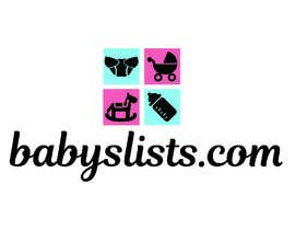 Nro 8 kilpailuun website for baby products logo design contest käyttäjältä hhumyra8