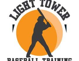 "nº 6 pour I need a logo designed for my baseball training. ""Light tower baseball training"" want a logo of a guy swinging a light pole that i can put on T shirts and hats. Perferred color scheme is neon yellow and grey. Open to characature design par mahinul000"