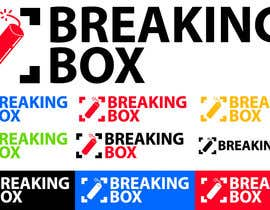 #557 untuk Logo Design for Breaking Box oleh chrisguiblin