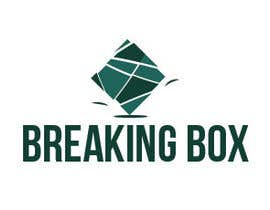 #31 for Logo Design for Breaking Box af CaseyM32