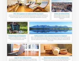 #39 for Redesign of Website Key Elements af nizagen