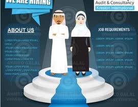 #7 para Design a Job Vacancy Post por ahmedgalal185