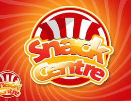 nº 41 pour Logo Design for Snack Centre par rogeliobello