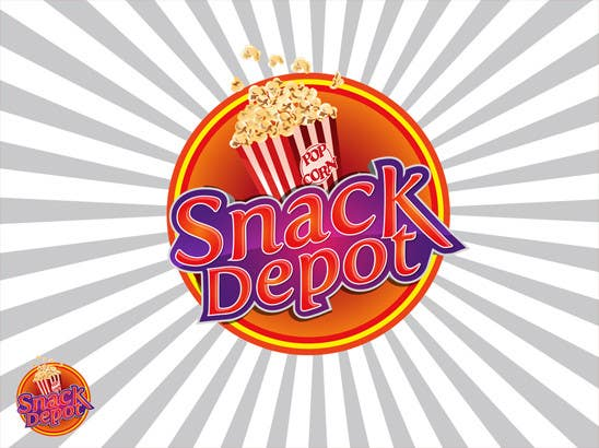 #60 for Logo Design for Snack Centre by alinhd