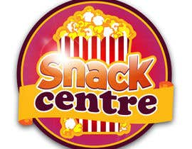 nº 61 pour Logo Design for Snack Centre par frostyerica