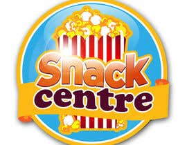 #62 cho Logo Design for Snack Centre bởi frostyerica