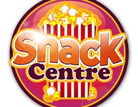 #45 cho Logo Design for Snack Centre bởi frostyerica