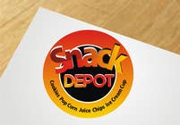 Contest Entry #25 for Logo Design for Snack Centre