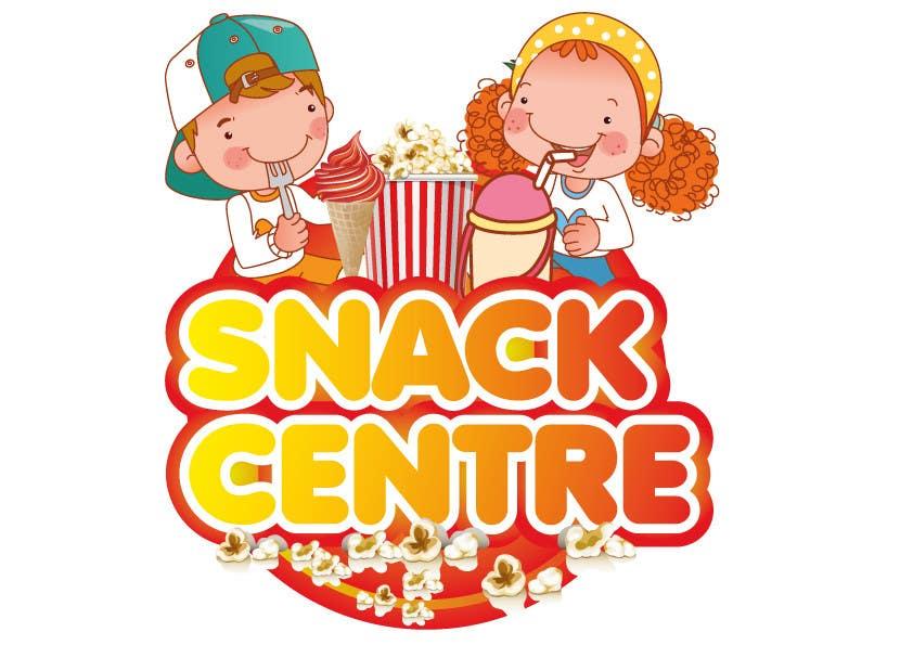 #65 for Logo Design for Snack Centre by pachomoya