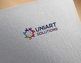 #431 for Design a Logo for UniArt Solutions by Afrin6500