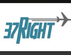 """#13 untuk Impossible Logo Challenge """"37 Right"""" oleh jeetu00007"""