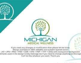#176 for Michigan Medical Wellness Logo af Kingsk144