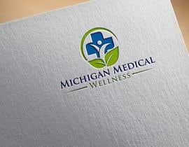 #30 for Michigan Medical Wellness Logo af RUBELtm