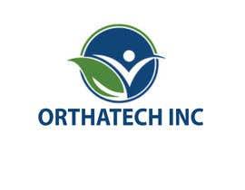 #12 untuk I need a logo designed for a medical company. The name is ORTHATECH INC. oleh CreativeSqad