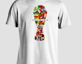 #22 for T-shirt World Cup 2018 by twotiims