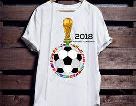 #15 for T-shirt World Cup 2018 by bundhustudio