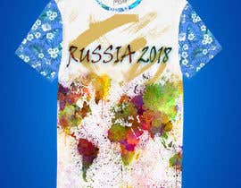 #16 for T-shirt World Cup 2018 by amrmazar