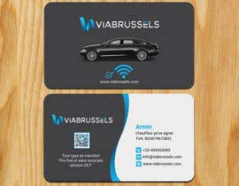 #214 untuk Business Cards for my chauffeur website oleh dipangkarroy1996