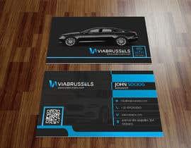 #100 untuk Business Cards for my chauffeur website oleh jamilur143