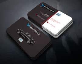 #184 untuk Business Cards for my chauffeur website oleh jannatulfariya94