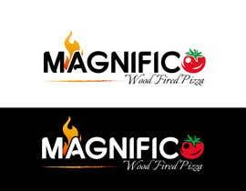#135 untuk Logo For Wood Fired Pizza Restaurant oleh jarreth