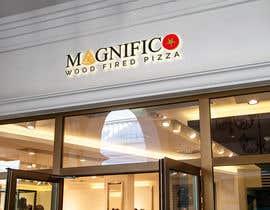 #104 untuk Logo For Wood Fired Pizza Restaurant oleh toshar700