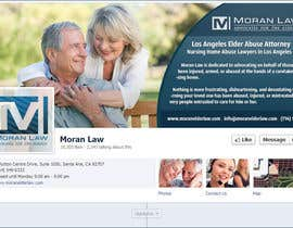 #14 para Facebook Cover Photo Design for Moran Law por softechnos5