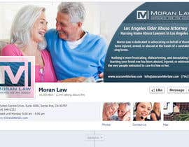 #15 para Facebook Cover Photo Design for Moran Law por softechnos5