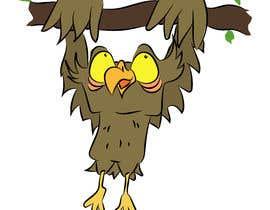 #96 for Simple Owl Logo Designs af ToaMota