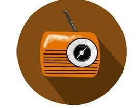 #17 for Design an iOS application Logo - Radio App fro Brazil by RossOyugioutlook