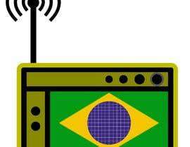 #12 for Design an iOS application Logo - Radio App fro Brazil by anikkarmokar18