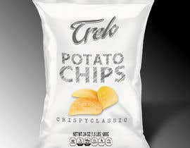 #58 for Logo dan Packaging Design for chips by debduttanundy