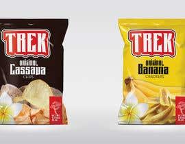 #52 for Logo dan Packaging Design for chips by cdemissy