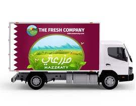 #32 para Design Vehicle Signage Vinyl for Agricultural company por Christina850