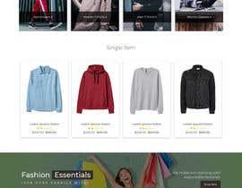 #13 cho Build a website for an apparel company's contemporary line $100 bởi webhazrat