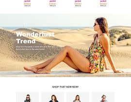 #12 cho Build a website for an apparel company's contemporary line $100 bởi mehedimunna928