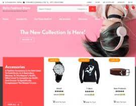 #5 cho Build a website for an apparel company's contemporary line $100 bởi bria123