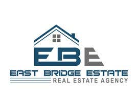 #17 for Logo East Bridge Estate (construction company and real estate agency) af sahab1988