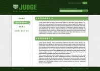 Graphic Design Konkurrenceindlæg #67 for Photoshop Design for Judgee