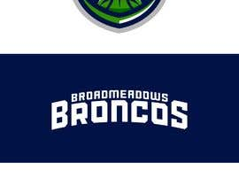 #54 for We like the Timberwolves & Dallas Wings logos & are looking for a graphical logo. Must include a bronco & a basketball (or half ball) in the logo. Logo needs to be high res & able to be used on signage & uniforms  (www.broadmeadowsbasketball.com.au) by abmcolors