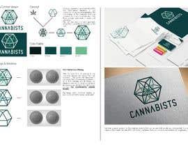 #255 Develop a Corporate Identity for a marijuana rel. technology company. részére giuliachicco92 által