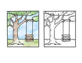 #7 for Swing Tree Illustration by ibrahimkaldk