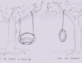 #10 for Swing Tree Illustration by Viktron99