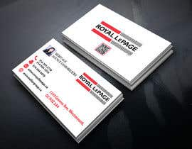 #28 untuk Business card design for a real estate agent oleh abdesigngraph