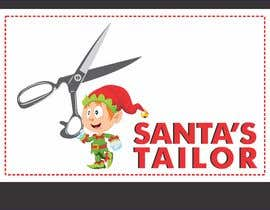 #75 cho I need a logo for a business named Santa's Tailor We make fine Christmas clothing and professional Santa Suits bởi VaisakhaBespoke