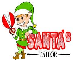 #74 cho I need a logo for a business named Santa's Tailor We make fine Christmas clothing and professional Santa Suits bởi ededpalma