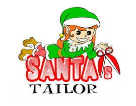 #88 for I need a logo for a business named Santa's Tailor We make fine Christmas clothing and professional Santa Suits by ededpalma