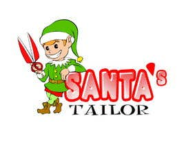 #89 cho I need a logo for a business named Santa's Tailor We make fine Christmas clothing and professional Santa Suits bởi ededpalma
