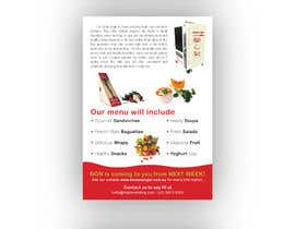 nº 14 pour Flyer Design for Bon a Manger par Leqart