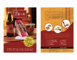 #21 for Flyer Design for Bon a Manger by Dewbelle
